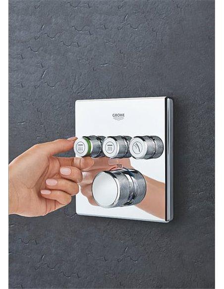 Grohe termostata jaucējkrāns dušai Grohtherm SmartControl 29126000 - 5