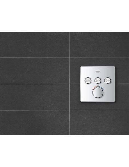 Grohe termostata jaucējkrāns dušai Grohtherm SmartControl 29126000 - 6