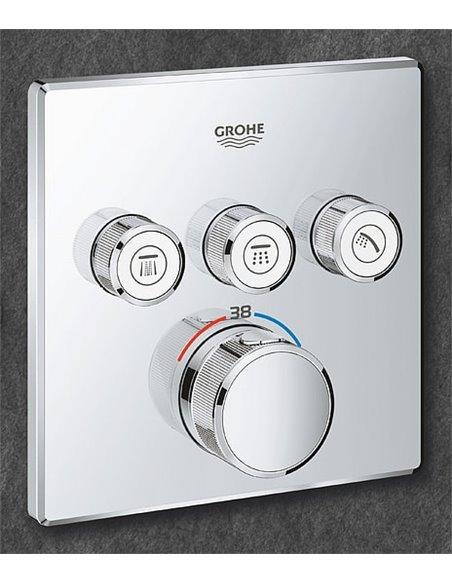 Grohe termostata jaucējkrāns dušai Grohtherm SmartControl 29126000 - 12
