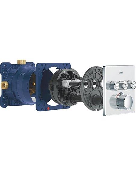 Grohe termostata jaucējkrāns dušai Grohtherm SmartControl 29126000 - 14