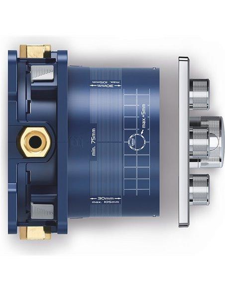 Grohe termostata jaucējkrāns dušai Grohtherm SmartControl 29126000 - 15