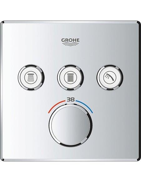 Grohe termostata jaucējkrāns dušai Grohtherm SmartControl 29126000 - 17