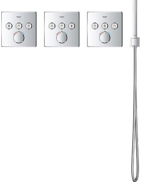 Grohe termostata jaucējkrāns dušai Grohtherm SmartControl 29126000 - 18