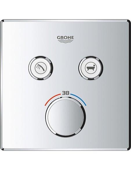 Grohe termostata jaucējkrāns dušai Grohtherm SmartControl 29124000 - 4