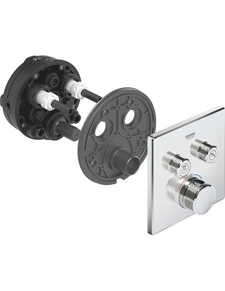 Grohe termostata jaucējkrāns dušai Grohtherm SmartControl 29124000 - 5