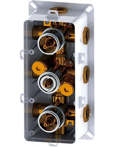 RGW termostata jaucējkrāns dušai Shower Panels SP-41-03 - 2