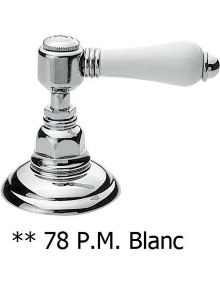 Nicolazzi termostata jaucējkrāns dušai Thermostatico 4917 BZ 18/78 - 4