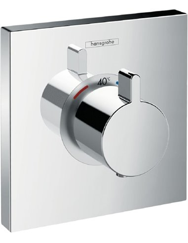 Hansgrohe termostata jaucējkrāns dušai ShowerSelect Highfow 15760000 - 1