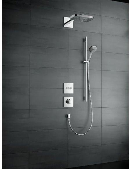 Hansgrohe termostata jaucējkrāns dušai ShowerSelect Highfow 15760000 - 2
