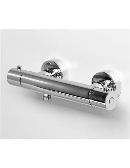 Wasserkraft termostata jaucējkrāns dušai Berkel 4822 - 3