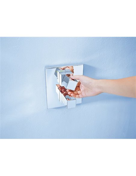 Grohe termostata jaucējkrāns dušai Grohtherm Cube 19959000 - 5