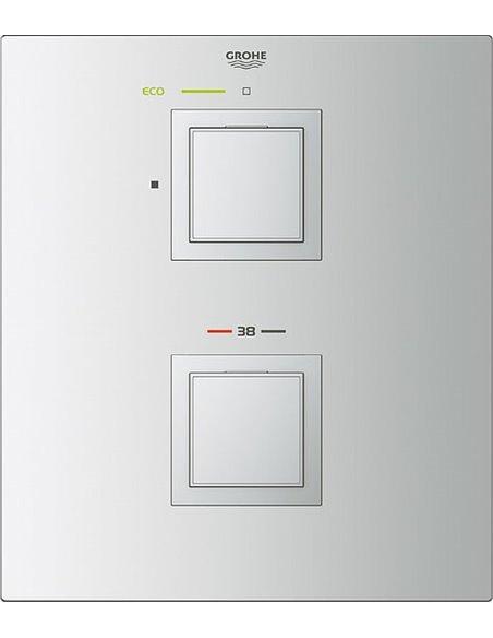 Grohe termostata jaucējkrāns dušai Grohtherm Cube 19959000 - 7