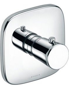 Kludi Thermostatic Shower Mixer Ambienta 537290575 - 1