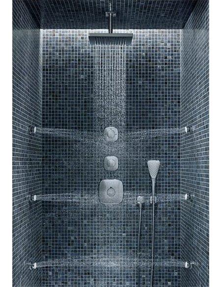 Kludi termostata jaucējkrāns dušai Ambienta 537290575 - 2