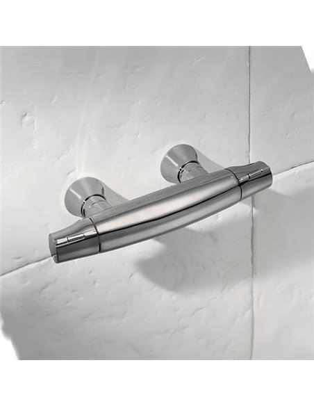 Jacob Delafon termostata jaucējkrāns dušai Symbol E71683-CP - 2
