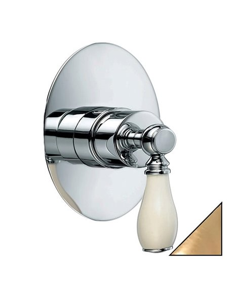 Bossini dušas jaucējkrāns Retro Z002201 BR - 1