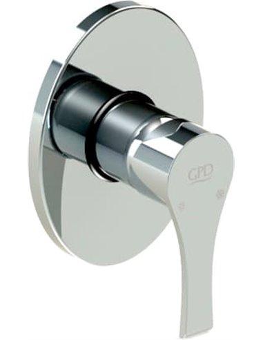 GPD dušas jaucējkrāns Atros MAD65 - 1