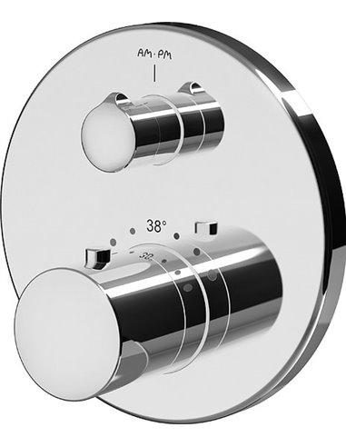 AM.PM termostata jaucējkrāns dušai Like F8075600 - 1