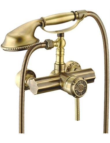 Bronze de Luxe dušas jaucējkrāns 10122 - 1