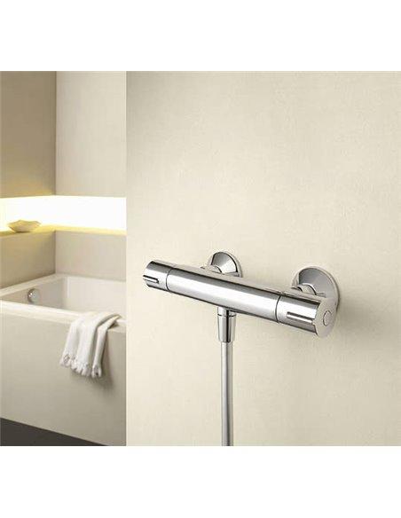 Jacob Delafon termostata jaucējkrāns dušai July E8455-CP - 2