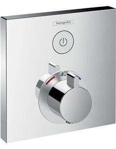 Hansgrohe termostata jaucējkrāns dušai ShowerSelect 15762000 - 1