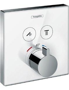 Hansgrohe termostata jaucējkrāns dušai ShowerSelect 15738400 - 1