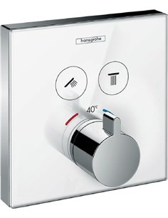 Hansgrohe Thermostatic Shower Mixer ShowerSelect 15738400 - 1