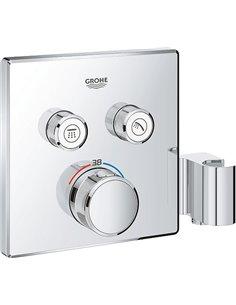 Grohe termostata jaucējkrāns dušai Grohtherm SmartControl 29125000 - 1