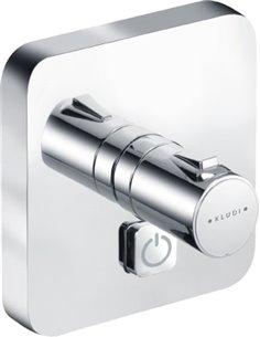 Kludi termostata jaucējkrāns dušai Push 388030538 - 1