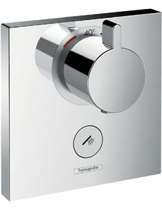 Hansgrohe Thermostatic Shower Mixer ShowerSelect Highfow 15761000 - 1