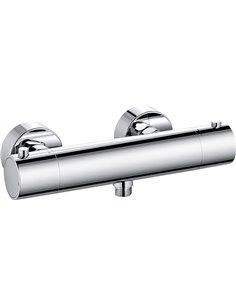 Kludi termostata jaucējkrāns dušai Objekta Mix New 352000538 - 1