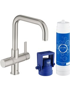 Grohe Kitchen Water Mixer Blue Pure 31299DC1 - 1