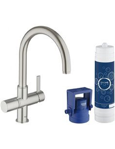 Grohe Kitchen Water Mixer Blue Pure 33249DC1 - 1