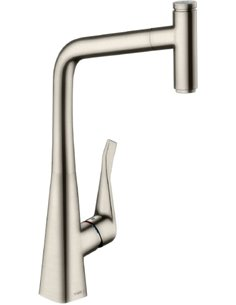 Hansgrohe virtuves jaucējkrāns Metris Select 14884800 - 1