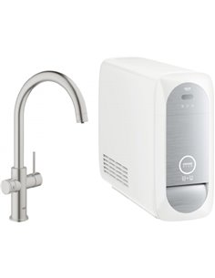 Grohe virtuves jaucējkrāns Blue Home 31455DC0 - 1