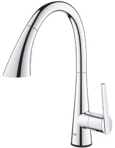 Grohe Kitchen Water Mixer Zedra Touch 30219002 - 1