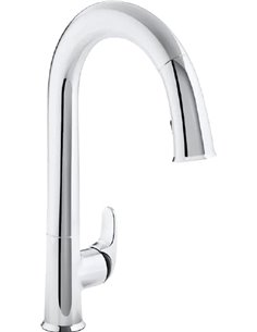 Jacob Delafon Kitchen Water Mixer Sensate E72218-B7-CP - 1