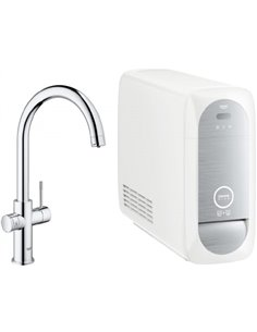 Grohe virtuves jaucējkrāns Blue Home 31455000 - 1