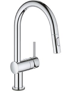 Grohe Kitchen Water Mixer Minta Touch 31358002 - 1
