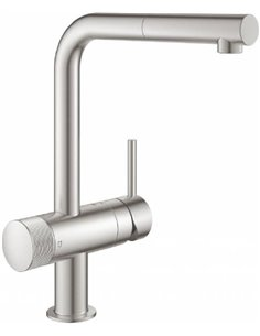 Grohe Kitchen Water Mixer Blue Pure Minta 31721DC0 - 1