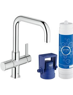 Grohe Kitchen Water Mixer Blue Pure 31299001 - 1