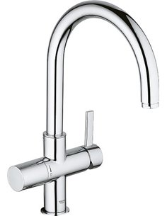 Grohe Kitchen Water Mixer Blue 33251000 - 1